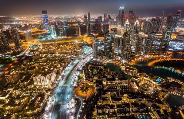 Dubai Honeymoon Packages